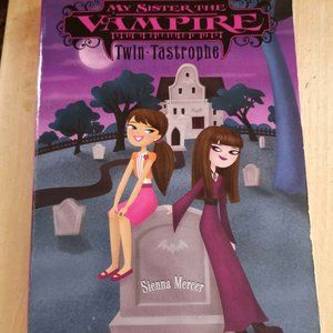 Set of 4 - My Sister The Vampire Books